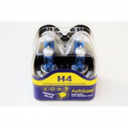 2x žárovka 12V H4 60/55W...