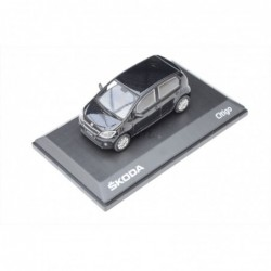 Model Škoda Citigo černá...